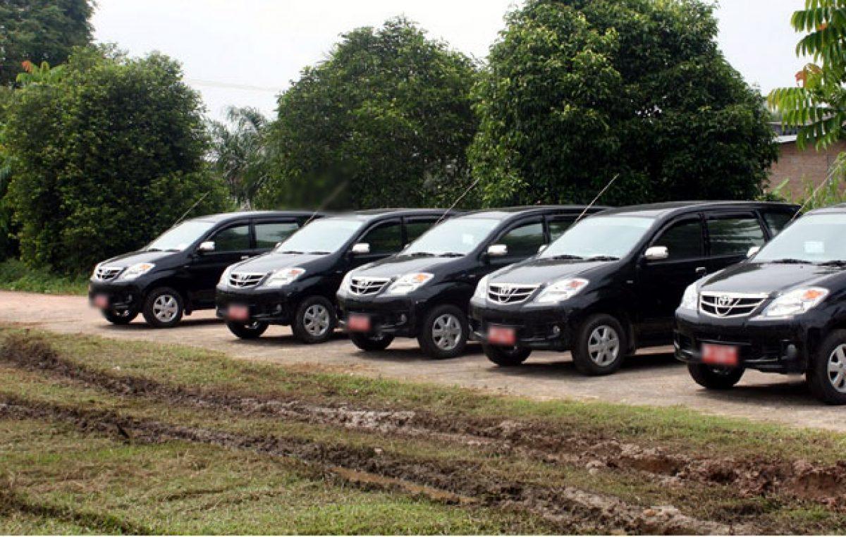 Pajak Mobil Dinas Bisa Diputihkan