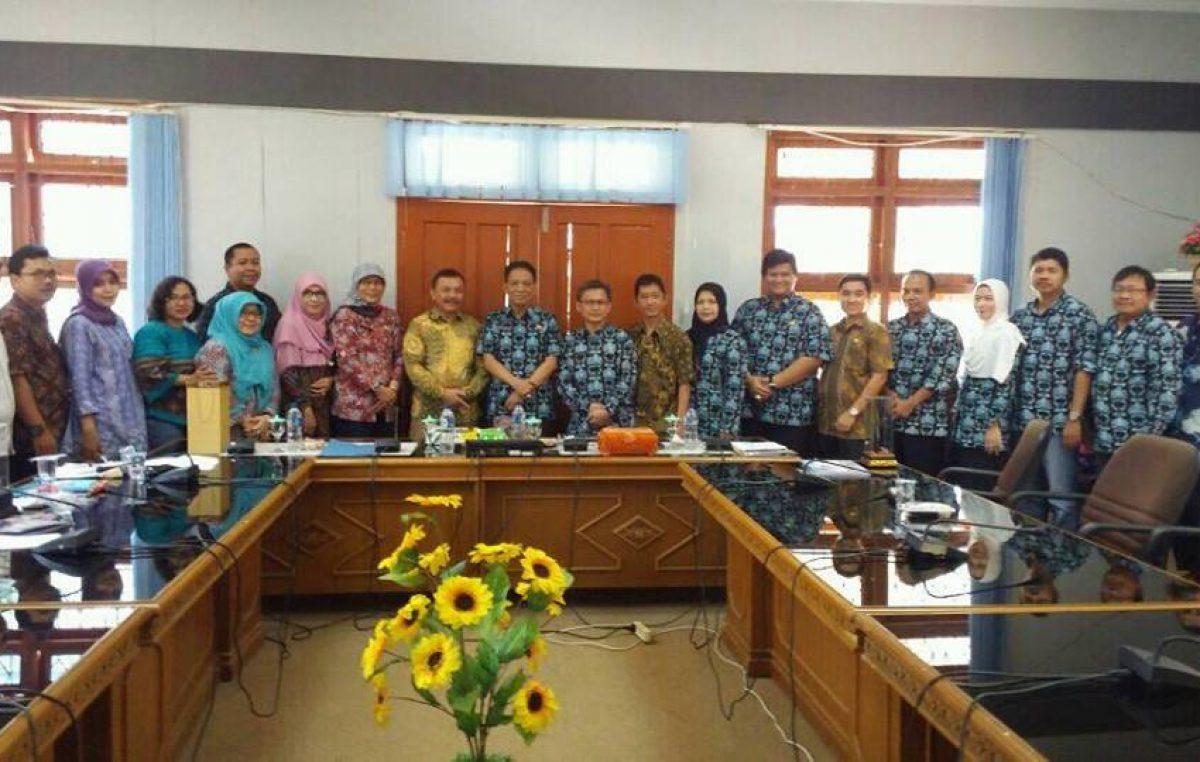 Studi Banding Pelaksanaan Sistem Inovasi Daerah (SIDa) di Kab. Banyuasin.