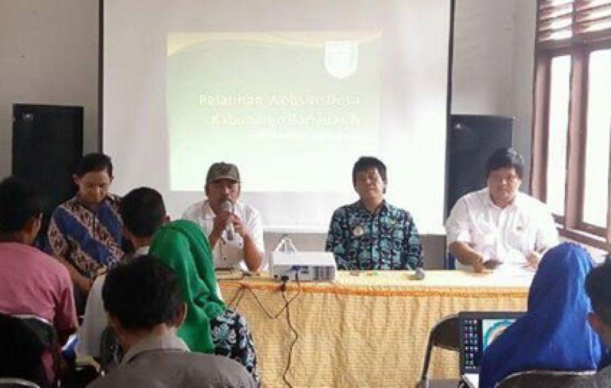 Sosialisasi Penyebaran Informasi Masyarakat Membangun Daerah melalui KIM Banyuasin