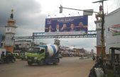 Pajak Reklame Kecamatan Talang Kelapa Over Target