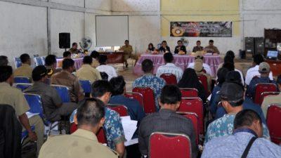 DPRD Banyuasin Sosialisasikan Perda Inisiatif dan E-Voting di Kecamatan Pulau Rimau