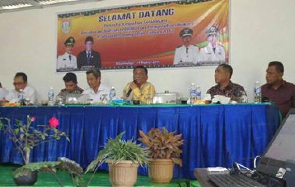 DPRD Sosialisasikan PERDA Usul Inisiatif dan e-Voting