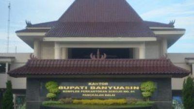 Bupati Banyuasin Pimpin Upacara Hardiknas 2017