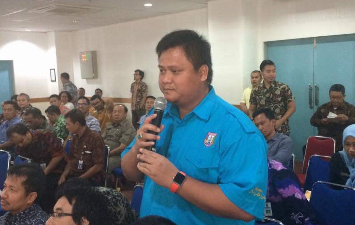 Usung Potret Digitalisasi, Kabupaten Banyuasin paparkan Konsep Smart City bersama 80 Kota/Kabupaten tingkat Nasional