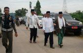 Idul Fitri 1438 H, Warga Tanjung Lago bangga Berlebaran bersama Plt. Bupati Banyuasin