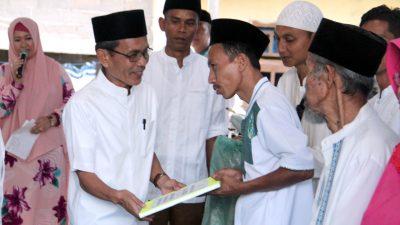Dibuka di Sembawa, Safari Ramadhan 1438 H Pemkab Banyuasin Resmi digelar.