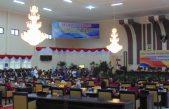 DPRD Banyuasin Menggelar Rapat Paripurna Istimewa HUT Kab. Banyuasin Ke-15 Tahun