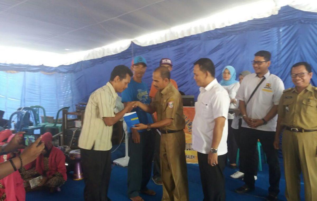 310 Paket Bantuan Stimulan Perumahan Swadaya disiapkan Bantu Rumah Tak Layak Huni.