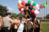 Pada Peringatan Hari Pramuka ke 56, Supriono Sebut Pramuka Membentuk Pemuda Berbudi Pekerti Luhur