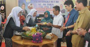 Dr. Boyke Meriahkan Peringatan HUT IBI ke 66 Kabupaten Banyuasin
