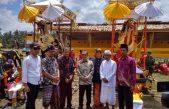 Plt. Bupati Supriono Inginkan Pura Kabupaten berdiri di Banyuasin