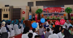 Banyuasin Peringatan Hari Anak Nasional