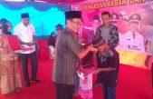 80 Anak Yatim dan Dhuafa Kecamatan Muara Sugihan dapat Santunan Dari Bupati Banyuasin
