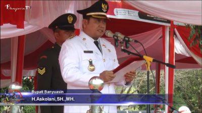Upacara Peringatan Hari Kemerdekaan Indonesia Yang Ke 74