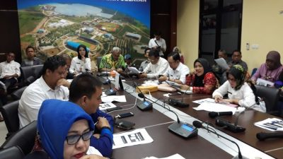 Banyuasin Hadiri Rakor Statistik Se-IndonesiPALEMBANG