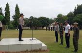 Polres Banyuasin Gelar Operasi Patuh Musi 2018