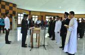 Bupati Lantik 78 Pejabat Administrasi dan 30 Kepala Puskesmas