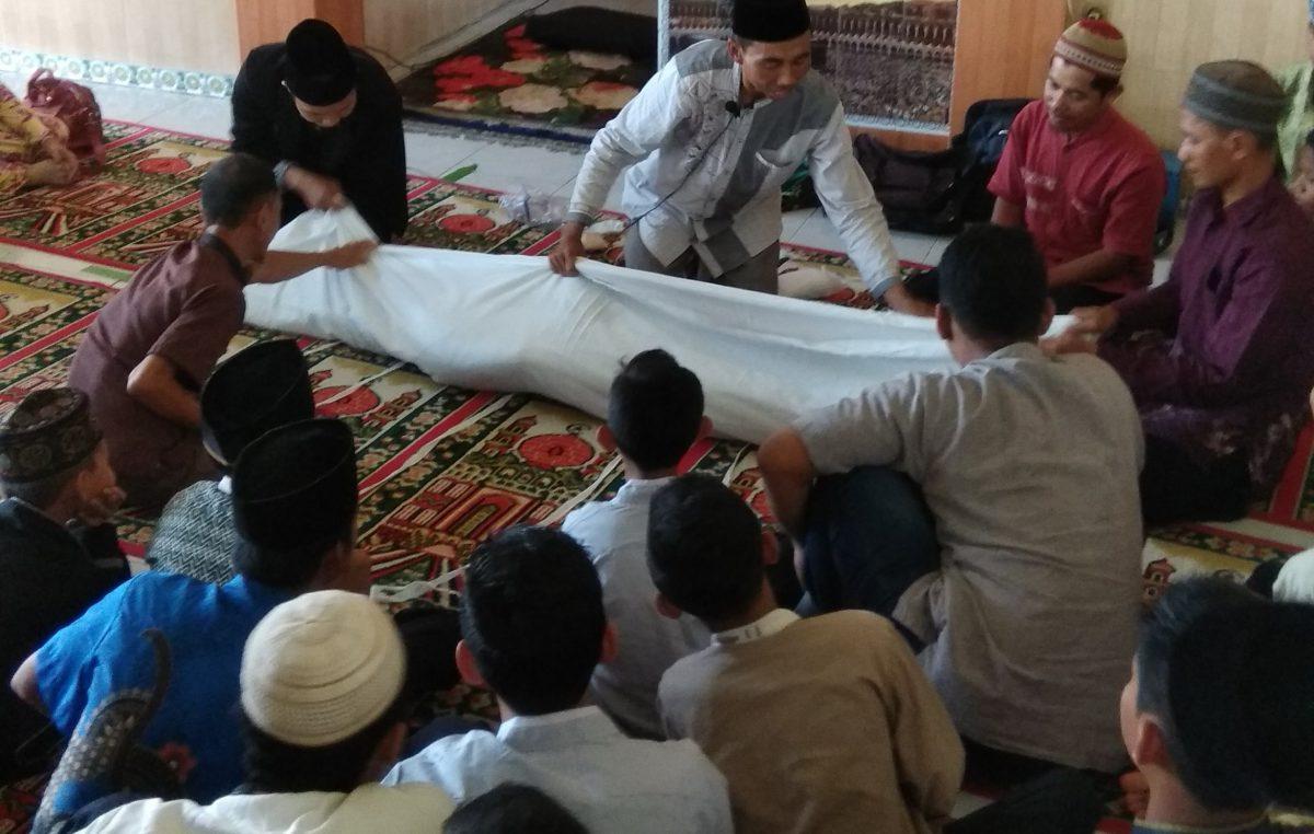 Ajarkan Remaja Tatacara  Pengurusan Jenazah