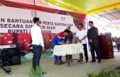 """Pada Penyerahan CSR Kampung Sambirejo, Bupati Supriono : """"Bekerja Jangan Setengah Hati"""""""