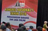 Bupati Supriono Hadiri Kongres Perlindungan Konsumen se-Indonesia