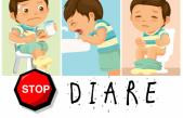 Kadinkes, mengunjungi 2 Balita yang Terserang Penyakit Diare