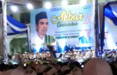 Ribuan Masyrakat Banyuasin Hadiri  Tabligh Akbar Bersama Ustadz Abdul Somad