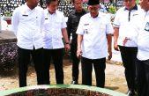 Pakde Slamet Pantau Kondisi Air Bersih Lapas Banyuasin