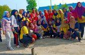 DPMD Banyuasin Gelar Senam Pagi Bersama