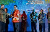Bupati Banyuasin Dinobatkan Sebagai The Best Leader IT 2018