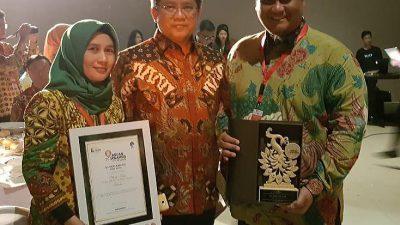 WAKILI INDONESIA, BANYUASIN CETAK SEJARAH DI AJANG ASEAN ICT AWARD 2018