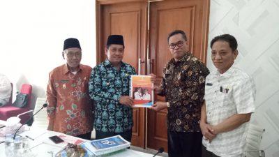 Askolani Tetapkan RPJMD Banyuasin 2018-2023