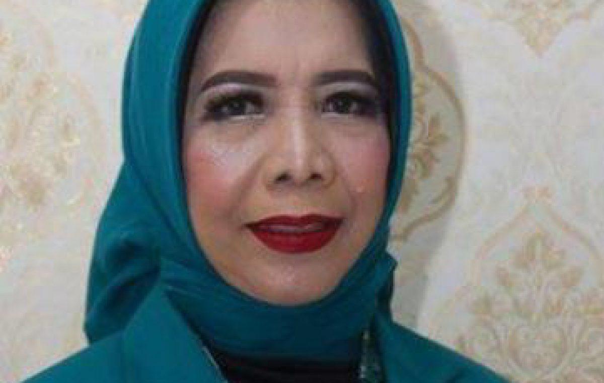 Banyuasin Kembali Berduka, Hj Maria Rohmina Istri Wabup Banyuasin Tutup Usia