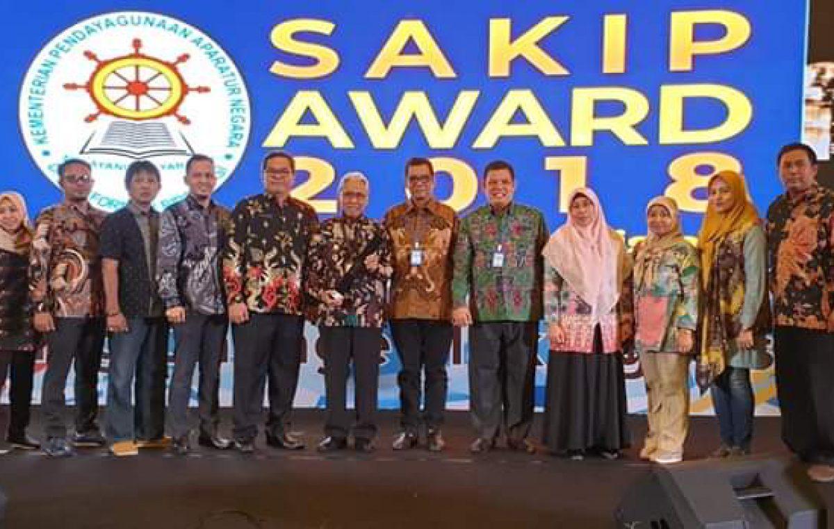 Kabupaten Banyuasin Terima Peringkat B Penghargaan Akuntabilitas Kinerja 20