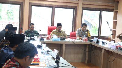 Bupati Askolani Sebut Pemilu 2019 Tanggung Jawab Bersama