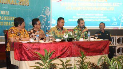 Forum Groub Discussion ( FGD ) dan Rakornas ke II Asosiasi LPPL Radio – Televisi Nasional 2019 Resmi di Gelar
