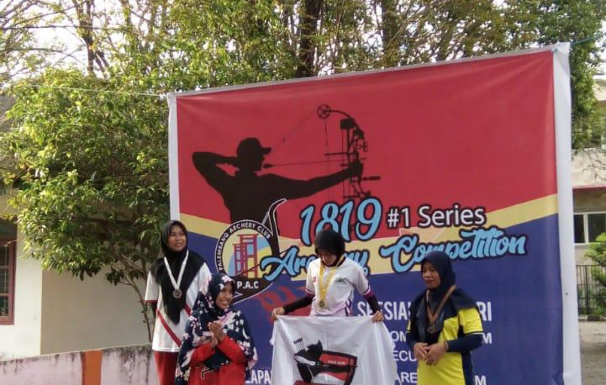 Atlet Panahan Banyuasin Raih Juara 2 Kompetisi Panahan Palembang