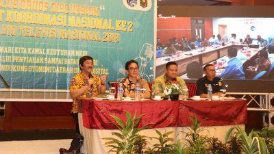 Dampingi Erwin, Gabril Majid Terpilih Sekjen Asosiasi LPPL Radio – TV Nasioanal