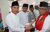Pakde Slamet Hadiri Safari Ramadhan Ke-10 Muara Sungsang