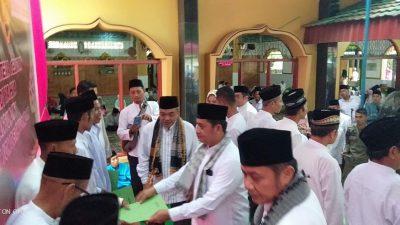 Gubernur Sumsel Bersama Bupati Banyuasin Kukuhkan (P2UKK) & (P2UKD), Serta Aktifkan Kembali P3N