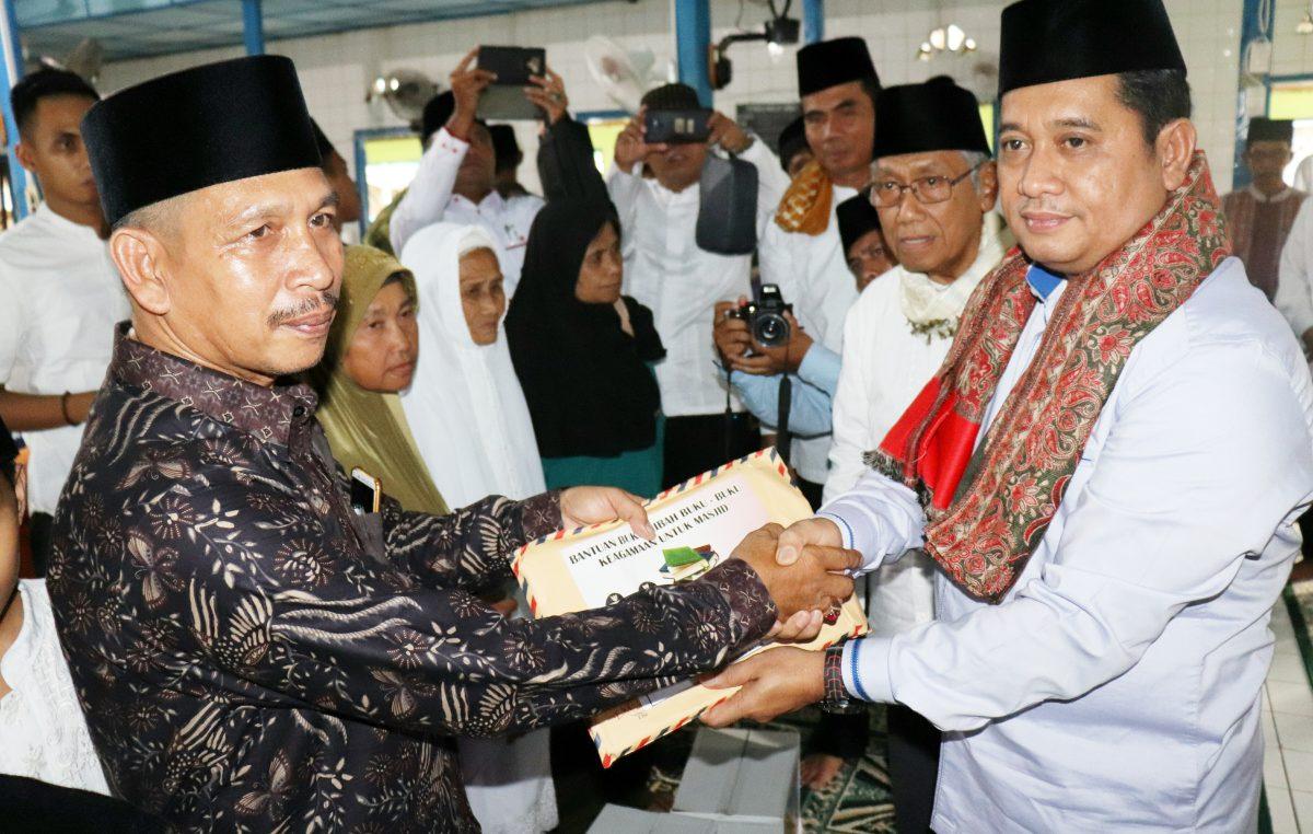 Bupati Askolani Setuju jika Kecamatan Rantau Bayur Dimekarkan