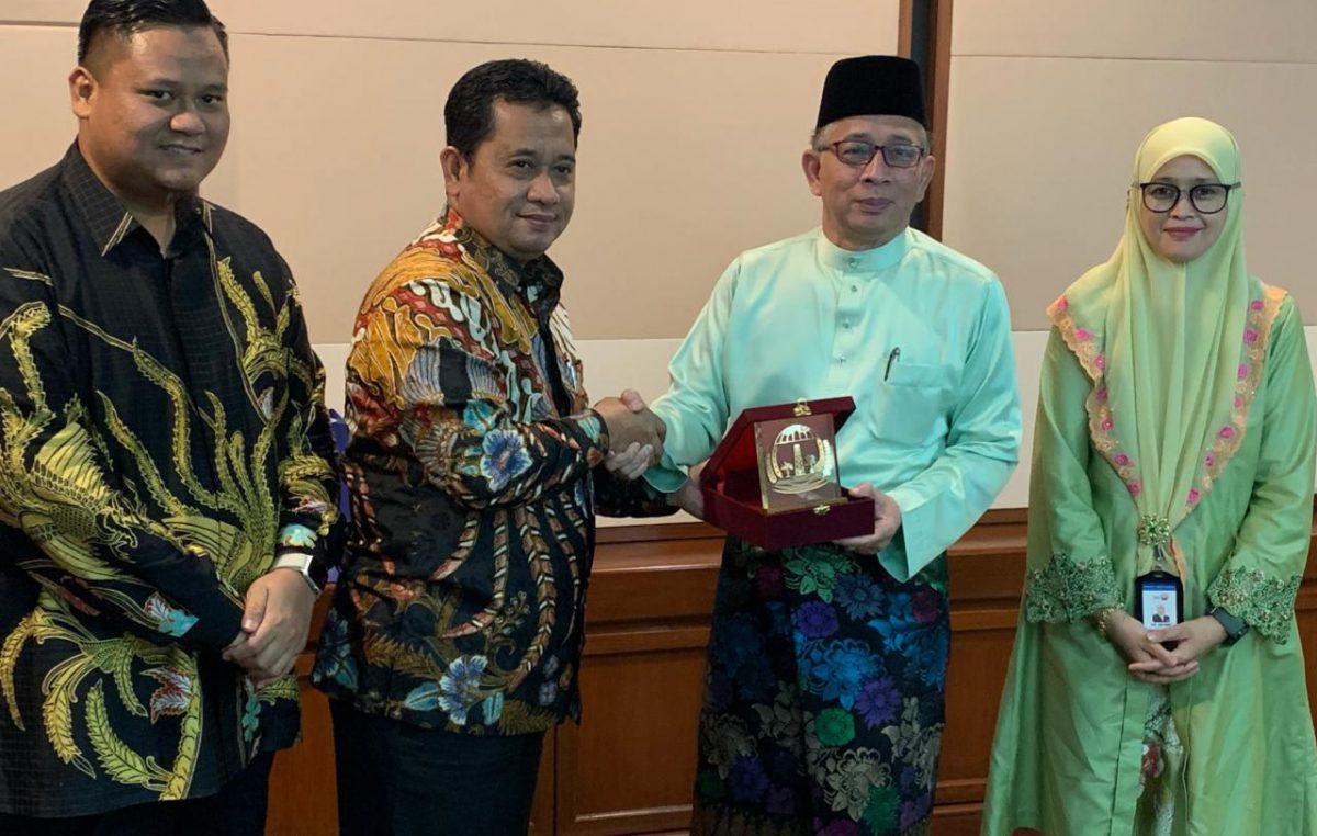 Banyuasin Jalin Kerja Sama Dengan UNITEN Malaysia
