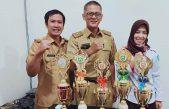 Kabupaten Banyuasin Raih 5 Trofi Pada JPD Tingkat Provinsi Sumsel