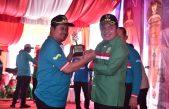 Meriah, Gubernur Sumsel Hadiri Peringatan HLHS Tingkat Provinsi Sumsel