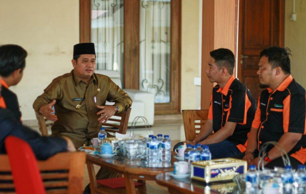Detik Sumsel Jalin Kerjasama Promosikan Potensi Pariwisata Kabupaten Banyuasin