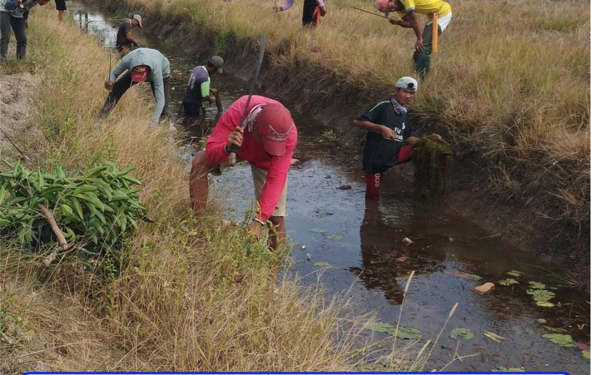 Wujudkan Banyuasin Bersih, Sejumlah Kecamatan Konsisten Laksanakan Jumat Bersih