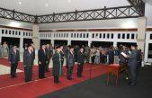 Bupati Askolani Melantik dan mengambil sumpah 12 Pejabat Pimpinan Tinggi Pratama hasil lelang Jabatan