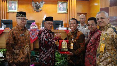 Musyawarah Kabupaten (Muskab) III Resmi dibuka Pakde Slamet