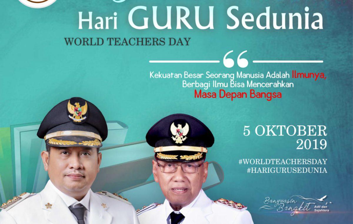 Hari Guru Sedunia, Pencetak Generasi Emas Bangsa