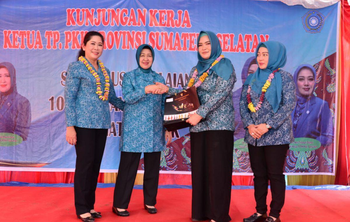 Banyuasin Masuk Nominasi HATINYA PKK Tingkat Provinsi Sumatera Selatan