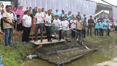 Banyuasin Terpilih menjadi lokasi Pilot  Project Kementerian Kelautan Perikanan (KKP) dan Food and Agriculture Organization (FAO)